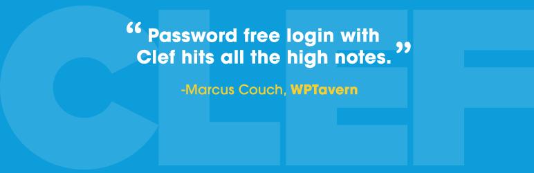 clef-two-factur-wordpress-securrity-plugin