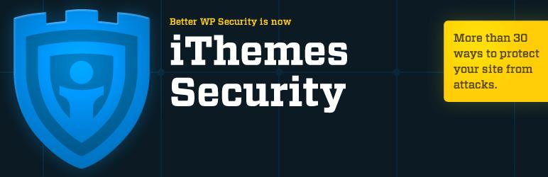 ithemes best wordpress security plugins