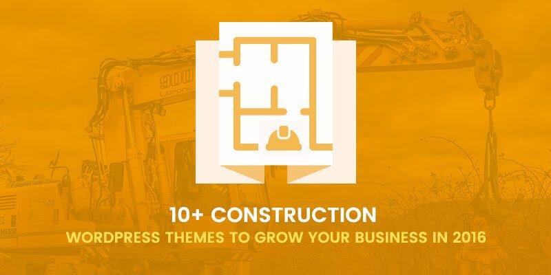 WordPress Construction Themes