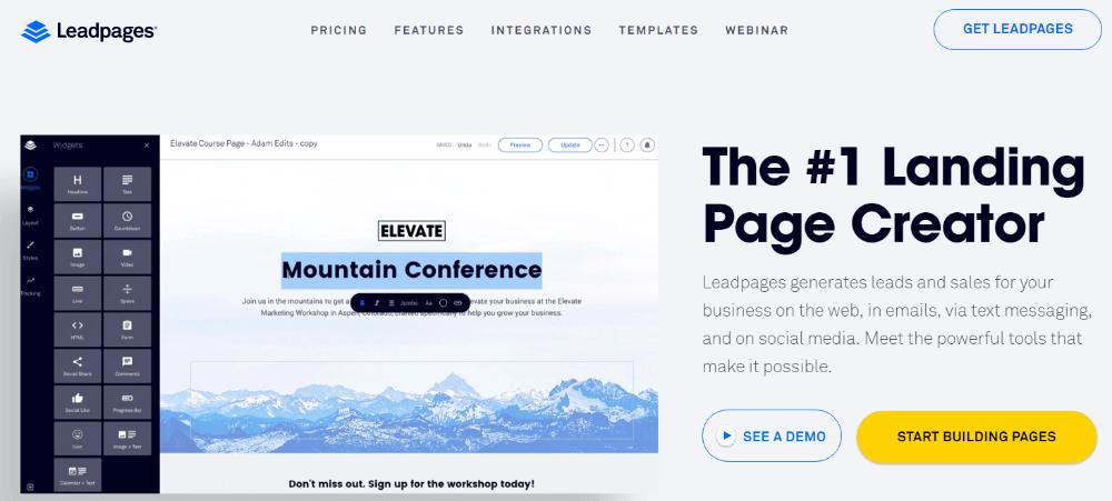 5 Best WordPress Landing Page Plugins Compared In Detail 3