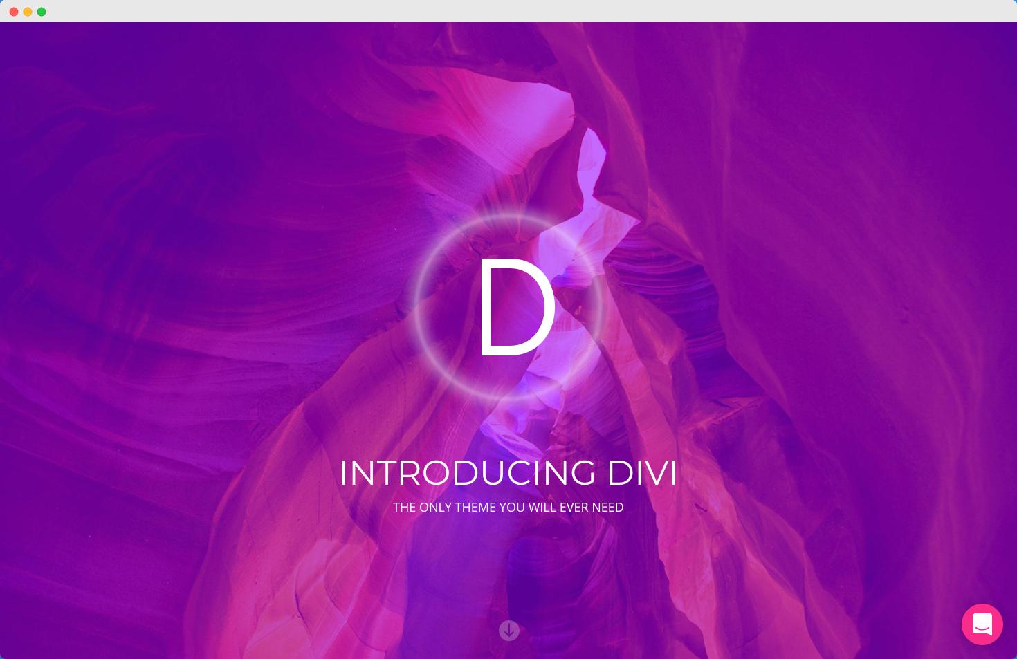 divi theme demo