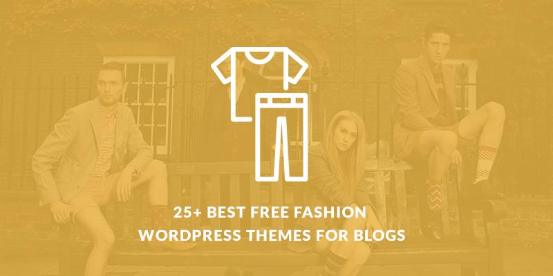 30 best free fashion wordpress themes for blogs