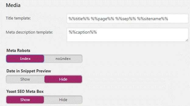 Yoast WordPress SEO Plugin Settings (The Complete Guide) 26